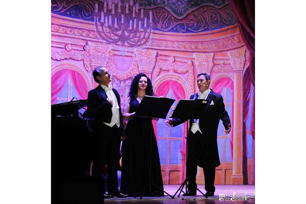 Grande successo e sold out al Teatro delle Palme per il Concerto di Capodanno di Noi per Napoli