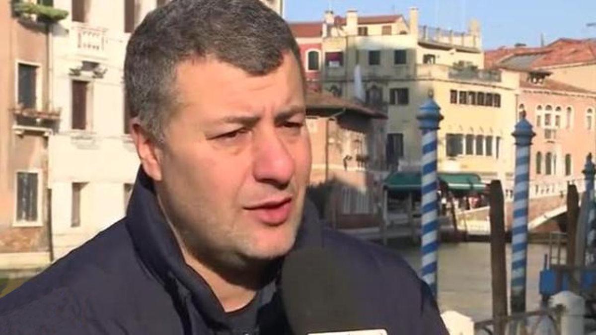Aggressione fascista all'ex parlamentare Scotto