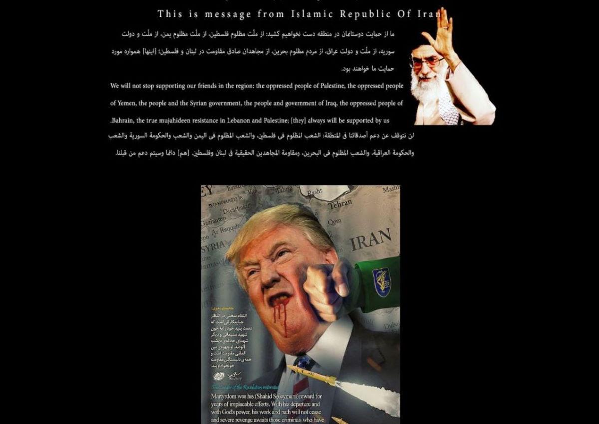 Trump minaccia di colpire 52 obiettivi in Iran, anche appartenenti al patrimonio culturale della nazione