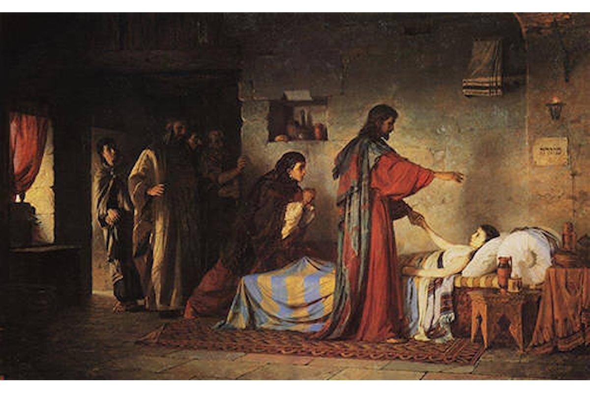 La preghiera protagonista in PREGHIERE ASCOLTATE ED ESAUDITE