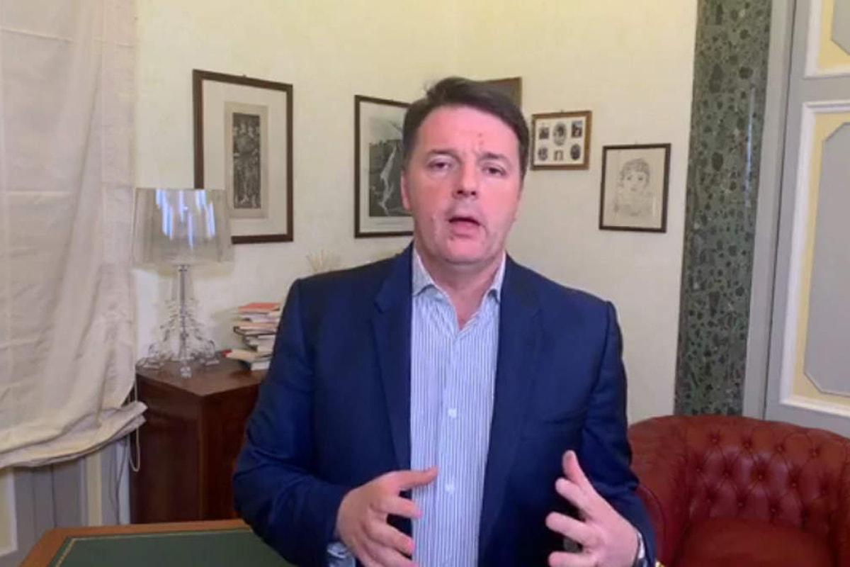 Continuano le picconate di Renzi al governo a causa della prescrizione