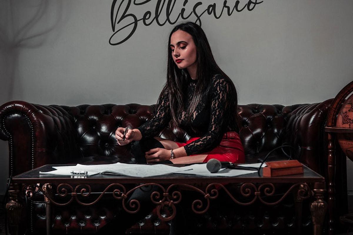"""""""Ancora tu"""" è il nuovo singolo di Sara Bellisario"""