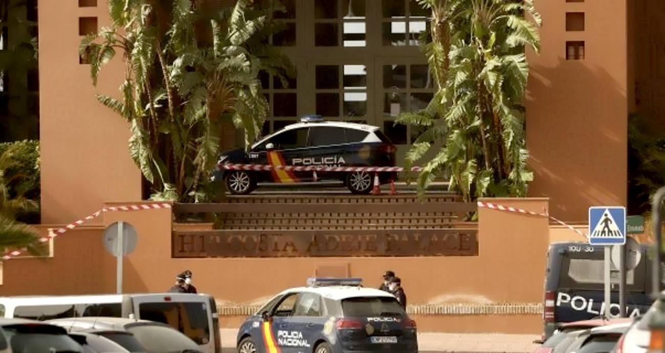 1000 turisti in quarantena in un albergo di Tenerife a causa di un medico italiano risultato positivo al test del Coronavirus