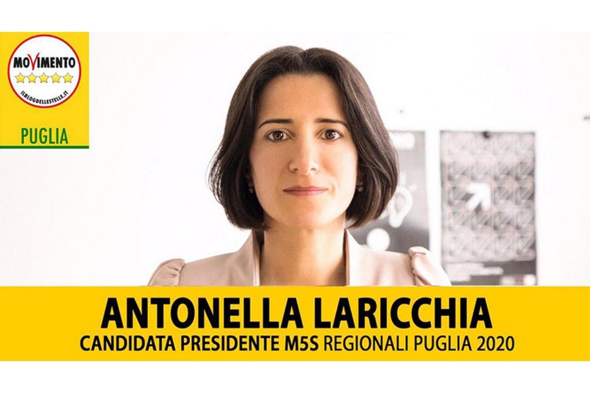 Antonella Laricchia sarà di nuovo la candidata alla presidenza della Puglia per i 5 Stelle: ecco cosa diceva nel 2015