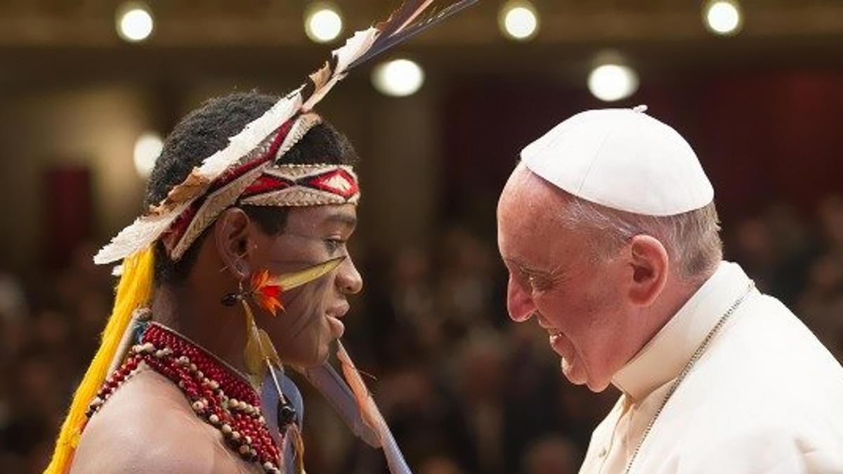 Pubblicata l'esortazione Querida Amazonia: Francesco non apre ai preti sposati