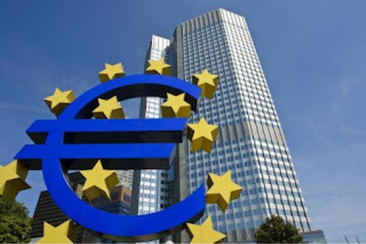 Euro-disastro, dati macro deboli e la valuta unica va a picco
