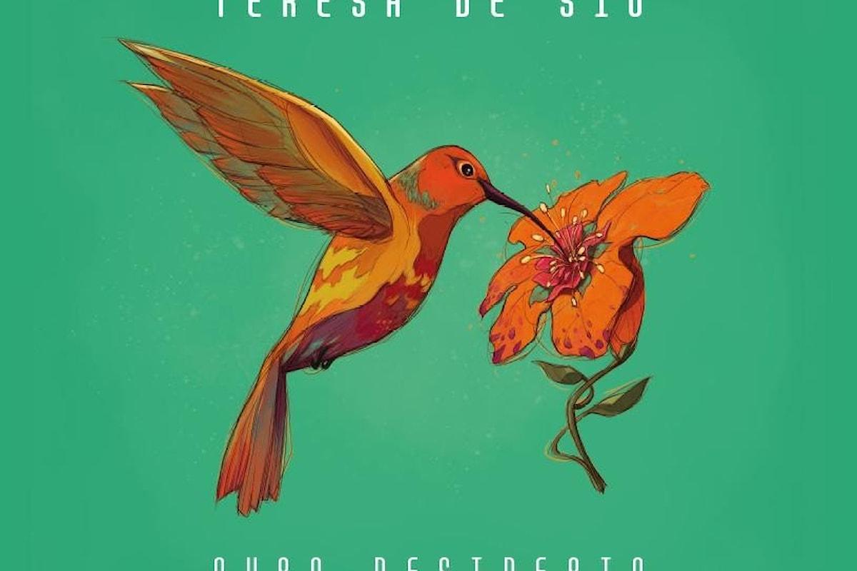 """Teresa de Sio, """"PURO DESIDERIO"""": il secondo singolo estratto dall'omonimo disco pubblicato a maggio 2019"""