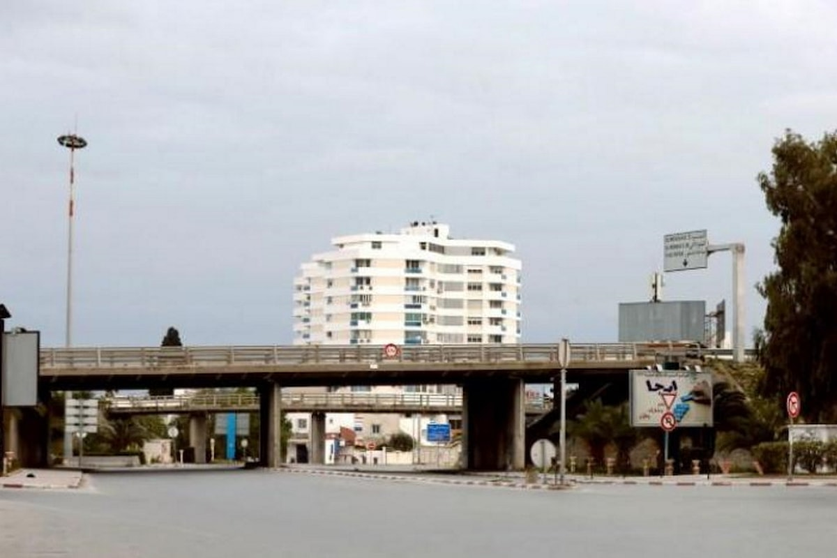 Hammamet, città (quasi) fantasma