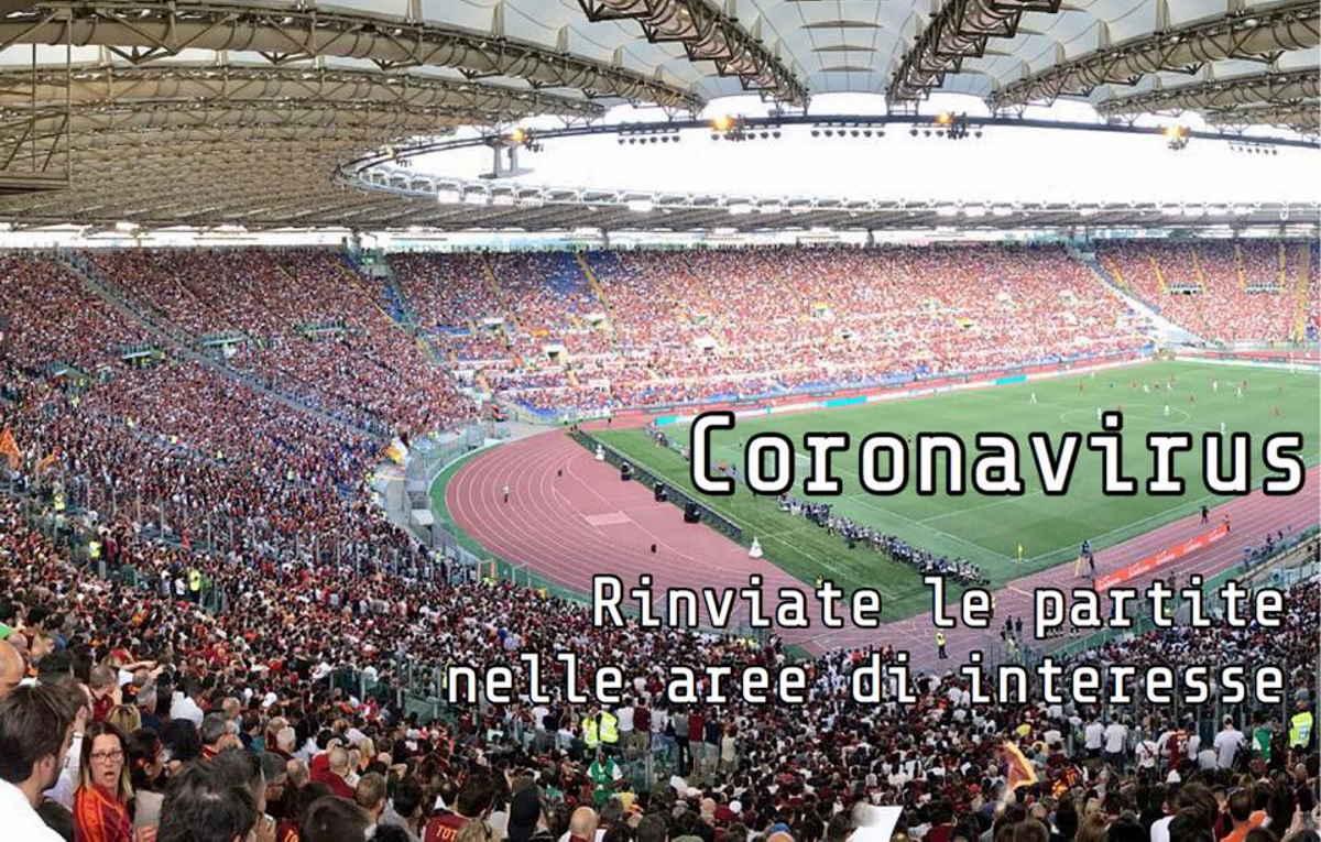 In Serie B si sono disputate quelle partite che in Serie A è stato opportuno rimandare