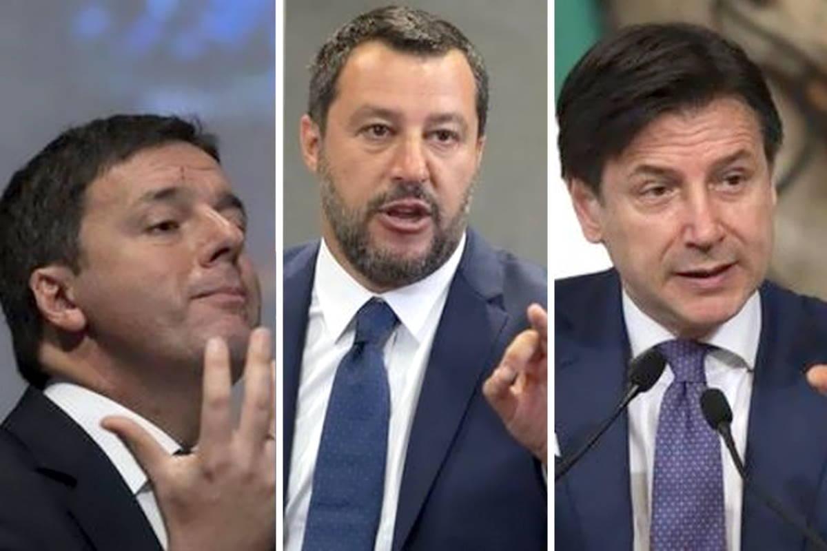 Finora 3 le vittime politiche del coronavirus: sono due Mattei e un Giuseppi