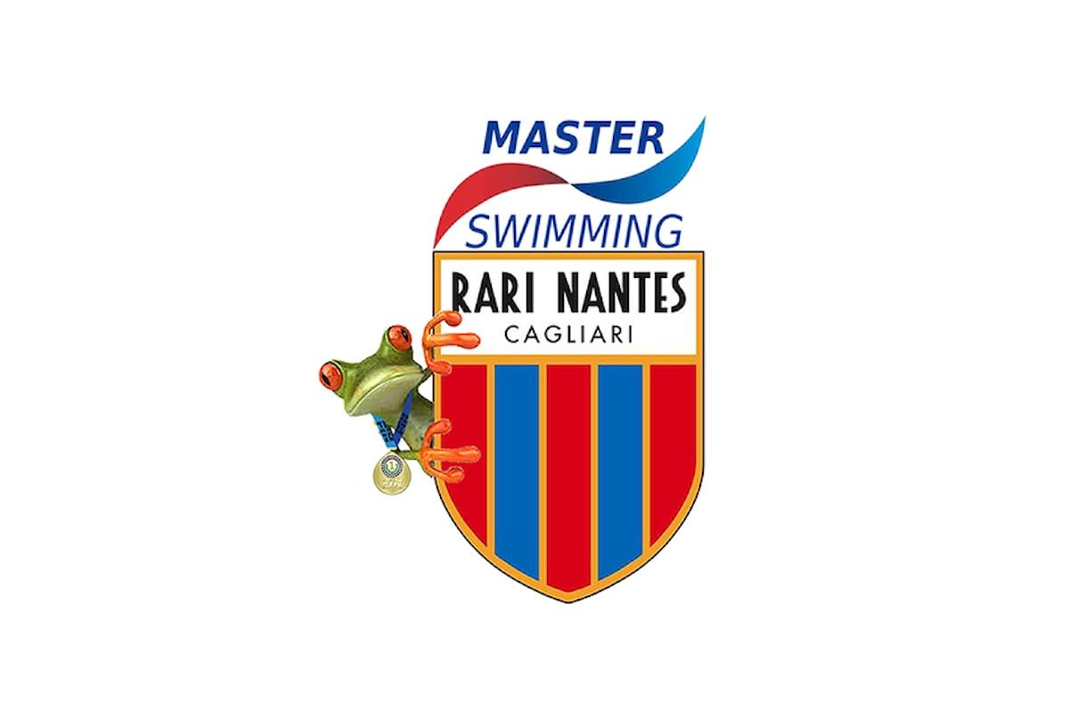 Rari Nantes Master Cagliari: La rinascita della squadra (2014/2016)