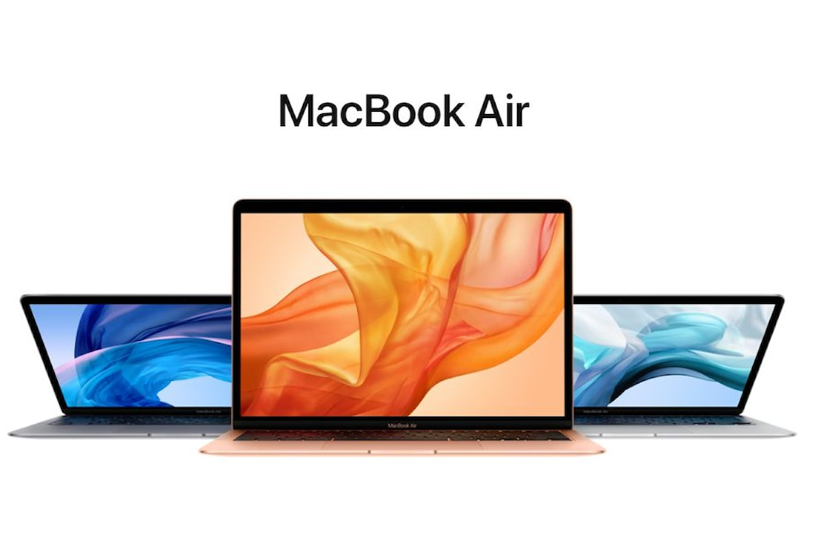 MacBook Air 2020 presentato ufficialmente: il piccolo di casa Apple è davvero interessante