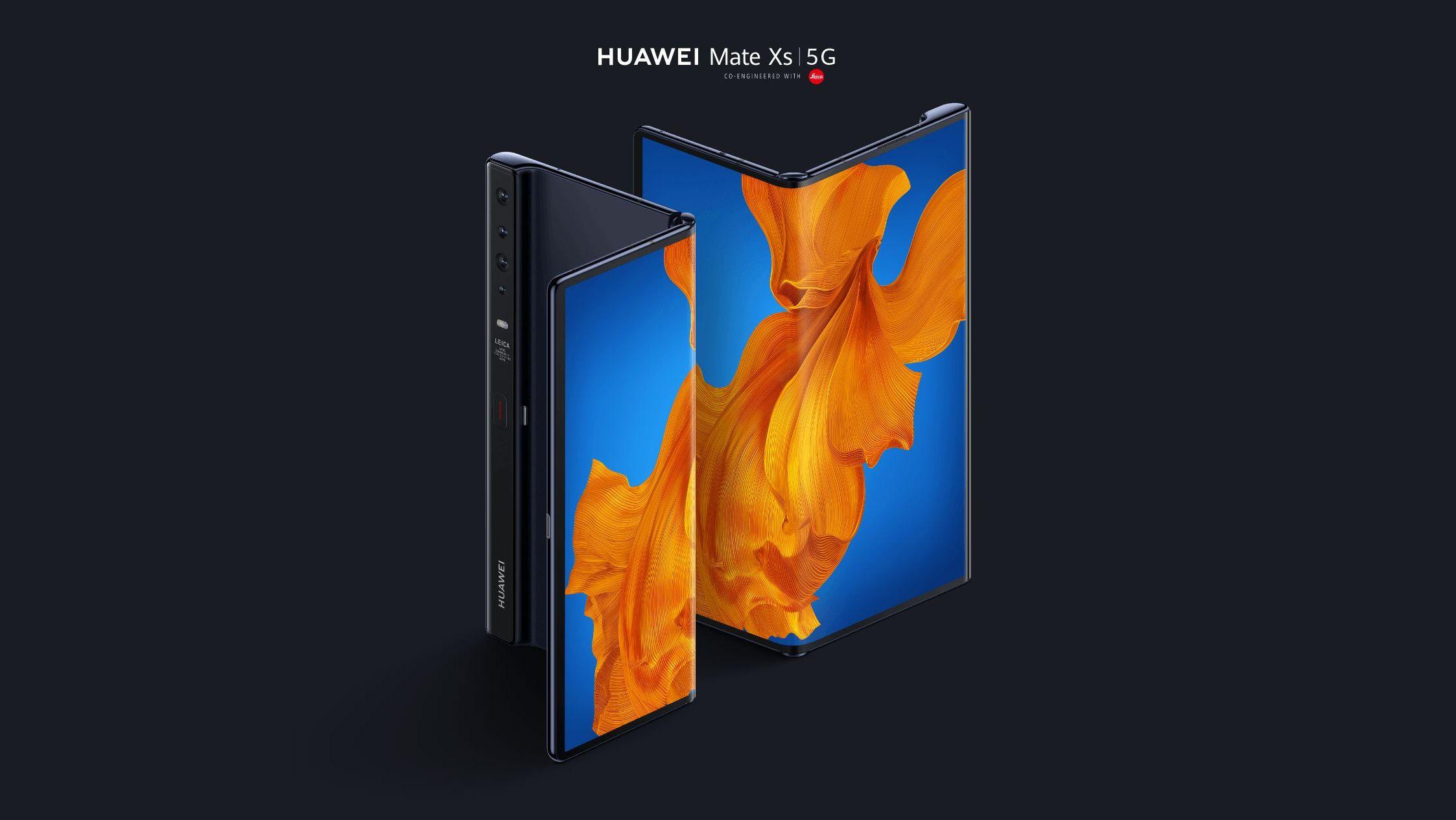 Huawei Mate Xs ora può essere acquistato anche in Italia