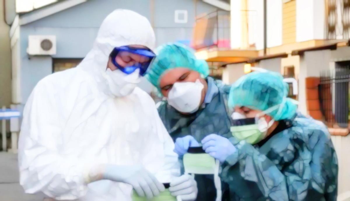 L'Italia in attesa di entrare in un sorta di quarantena almeno fino alla fine di marzo