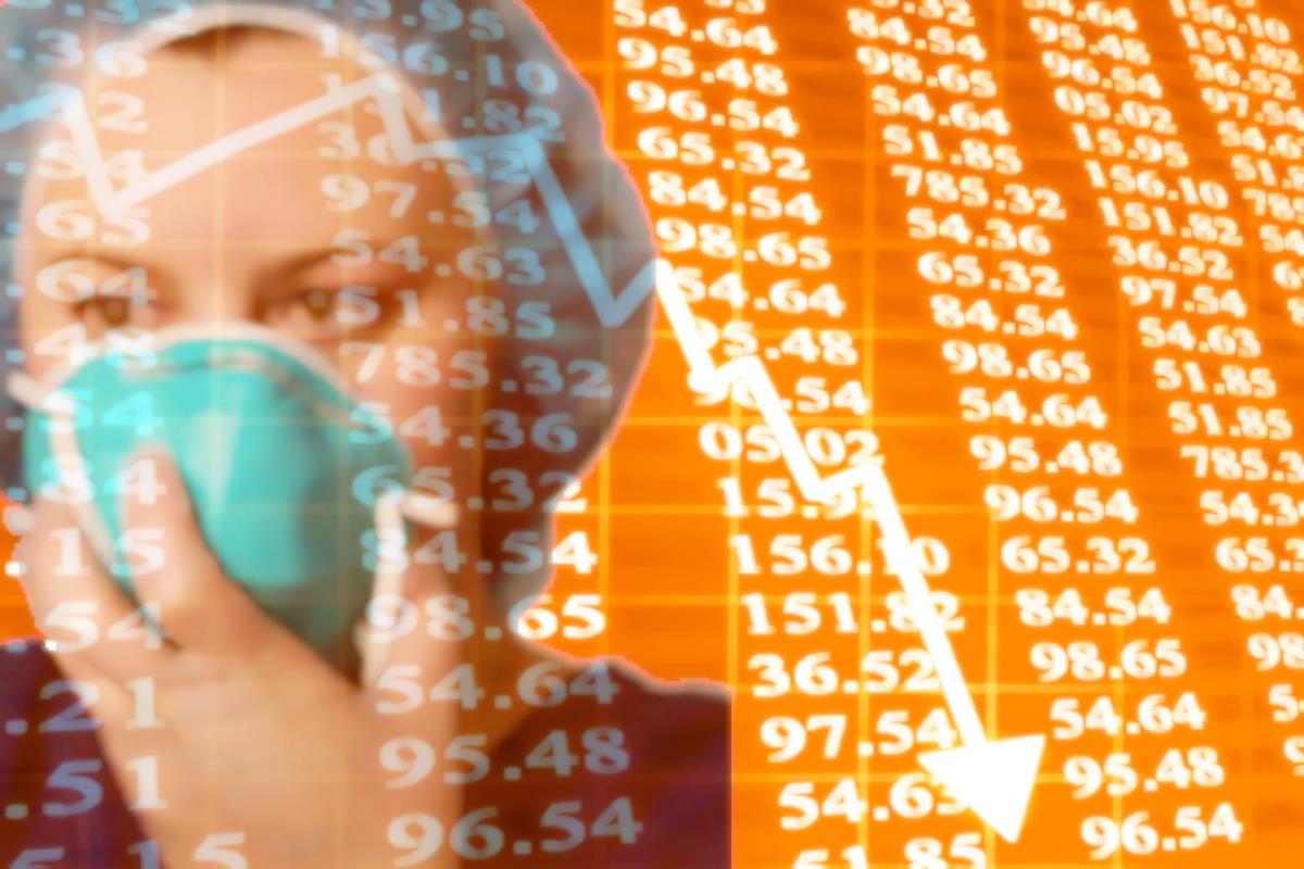 Disastro economia: -8% il Pil dell'Italia a giugno 2020