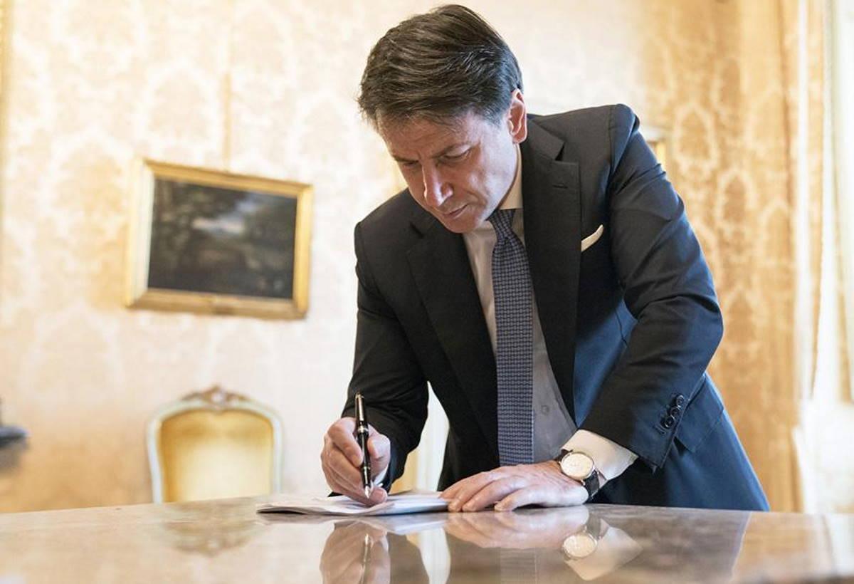 Il decreto dell'8 marzo con cui Conte chiude la Lombardia, 14 province e... il resto dell'Italia (1)