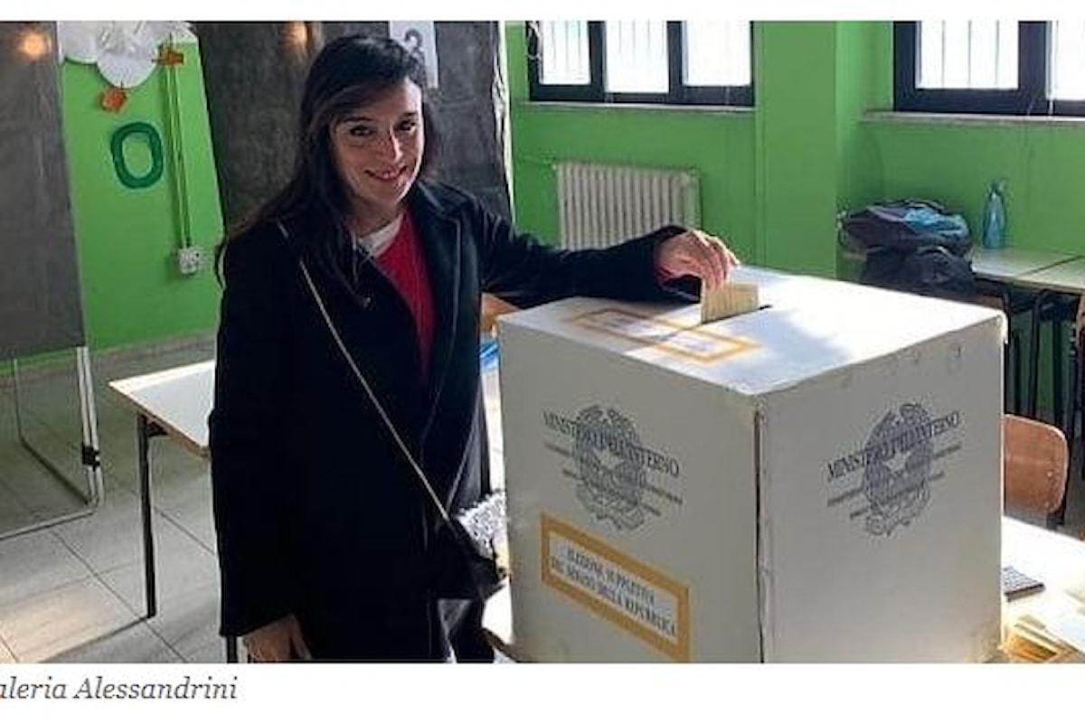 Umbria, suppletive al Senato per il collegio uninominale 02: vince Eletta Valeria Alessandrini (Lega)