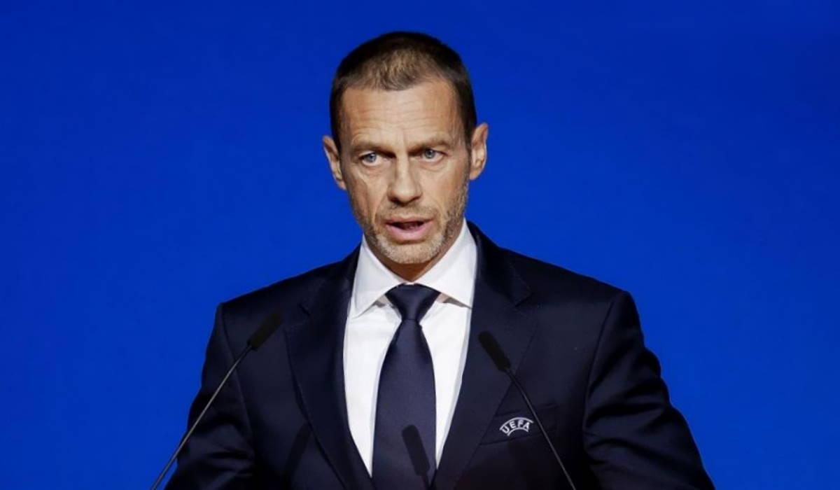Il nuovo appello dell'UEFA affinché i campionati possano concludersi regolarmente