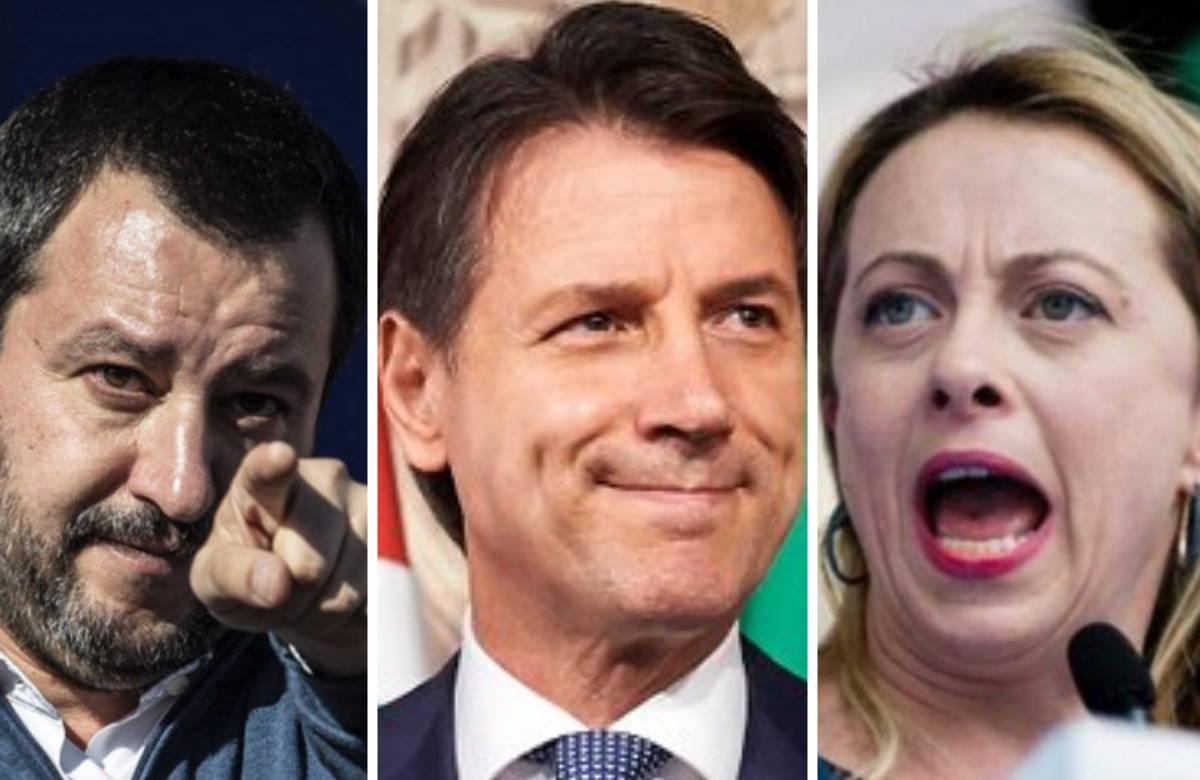 Perché Conte ha fatto bene a sbugiardare Salvini e Meloni