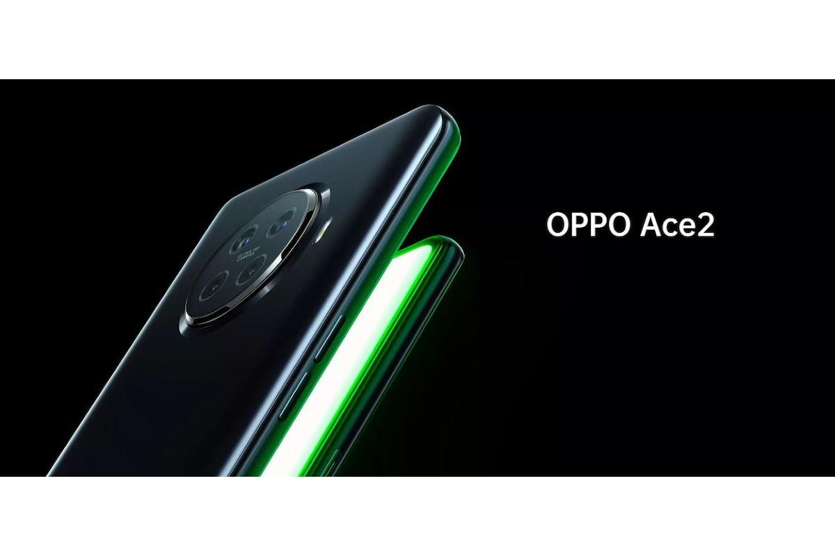 OPPO Ace 2 è stato presentato ufficialmente: uno smartphone molto interessante e con un bel design