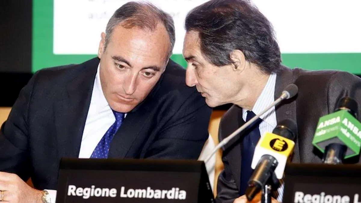 Salvini alla disperata ricerca di uno scudo per i leghisti lombardi a causa della gestione dell'emergenza Covid