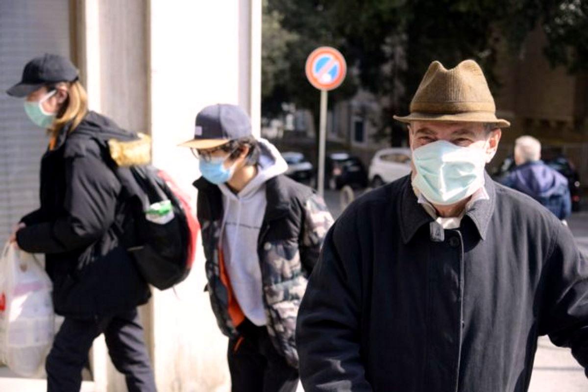 Al 7 aprile continua in Italia il calo nell'andamento del contagio da Covid-19