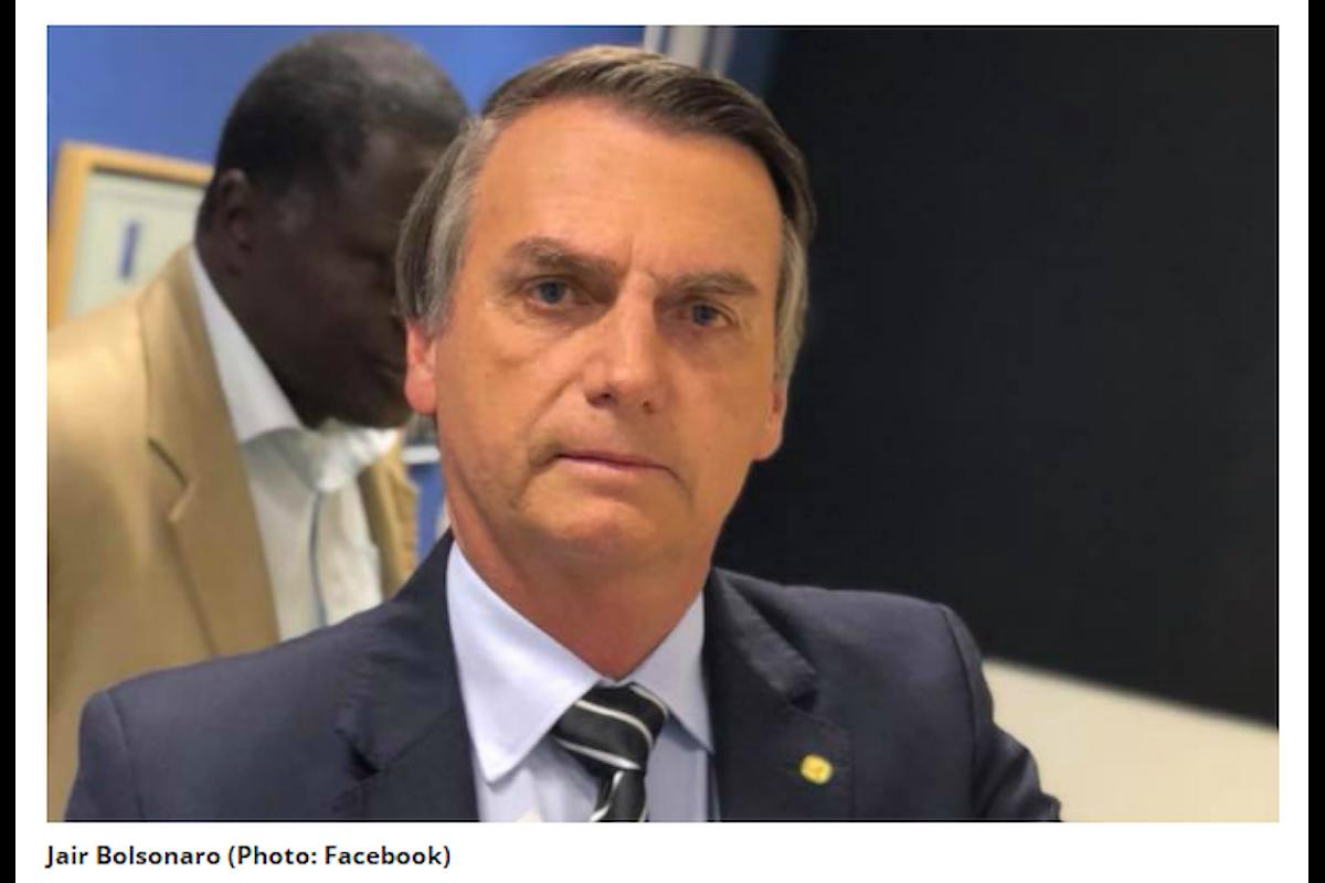 Brasile, il presidente Bolsonaro cambia idea sull'emergenza coronavirus