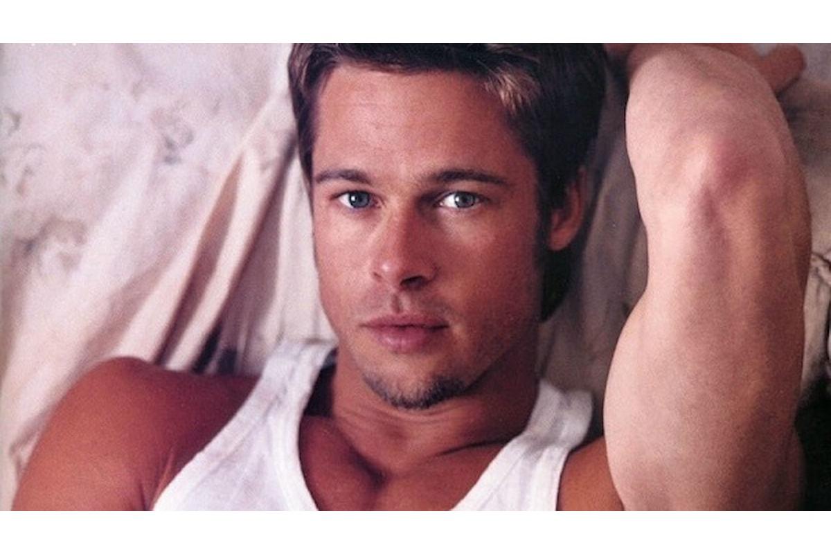 """La drammatica rivelazione di Brad Pitt: """"Non riconosco i volti delle persone"""""""