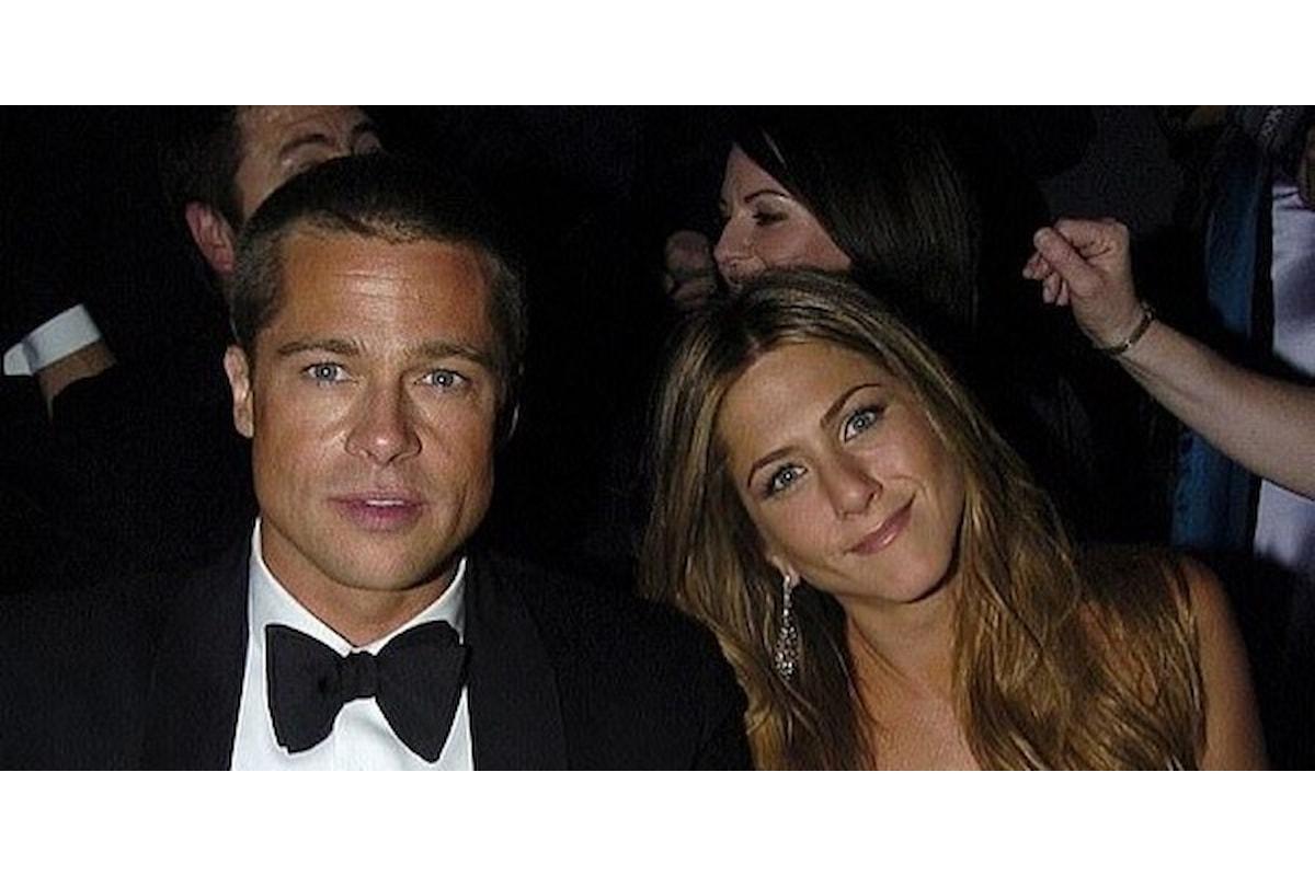 Jennifer Aniston e Brad Pitt: matrimonio segreto in Messico?