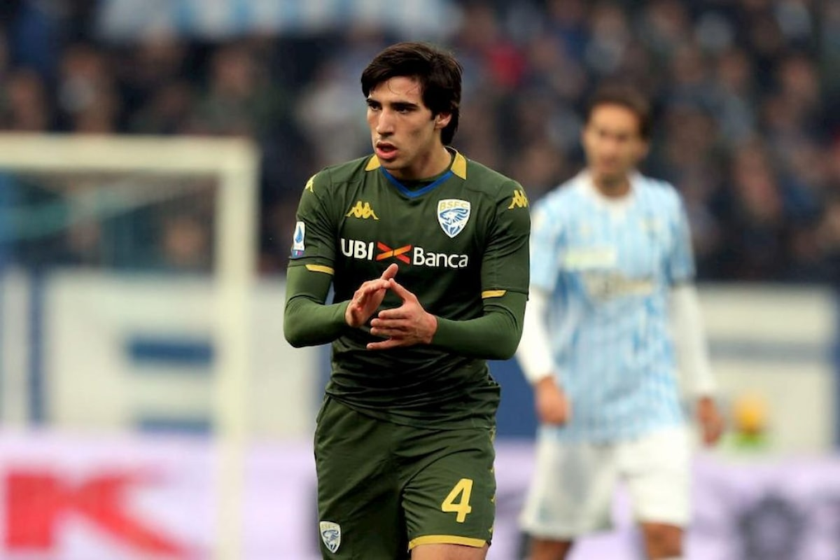 Mercato Inter, testa a testa con la Juventus per Tonali