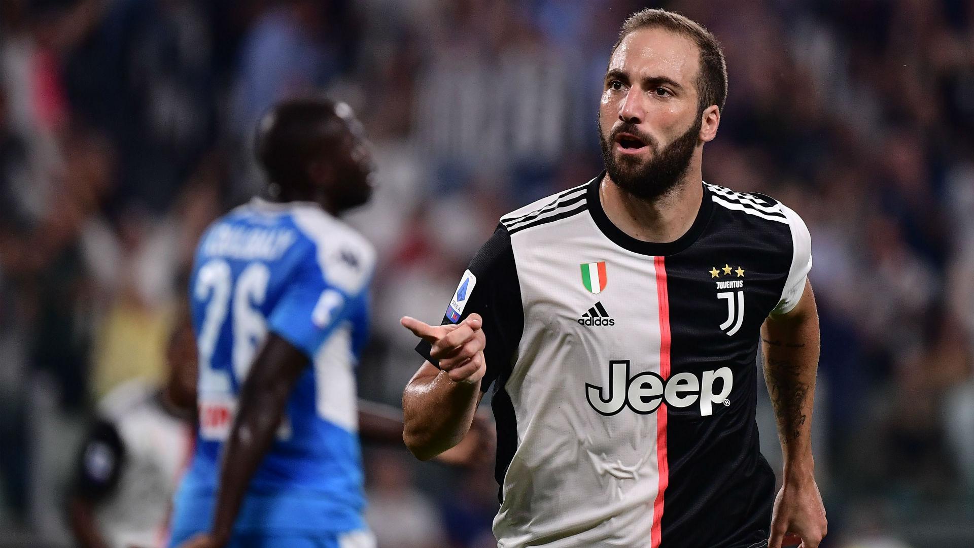 Juventus, il ritorno di Higuain a Torino e la ricerca di un nuovo attaccante
