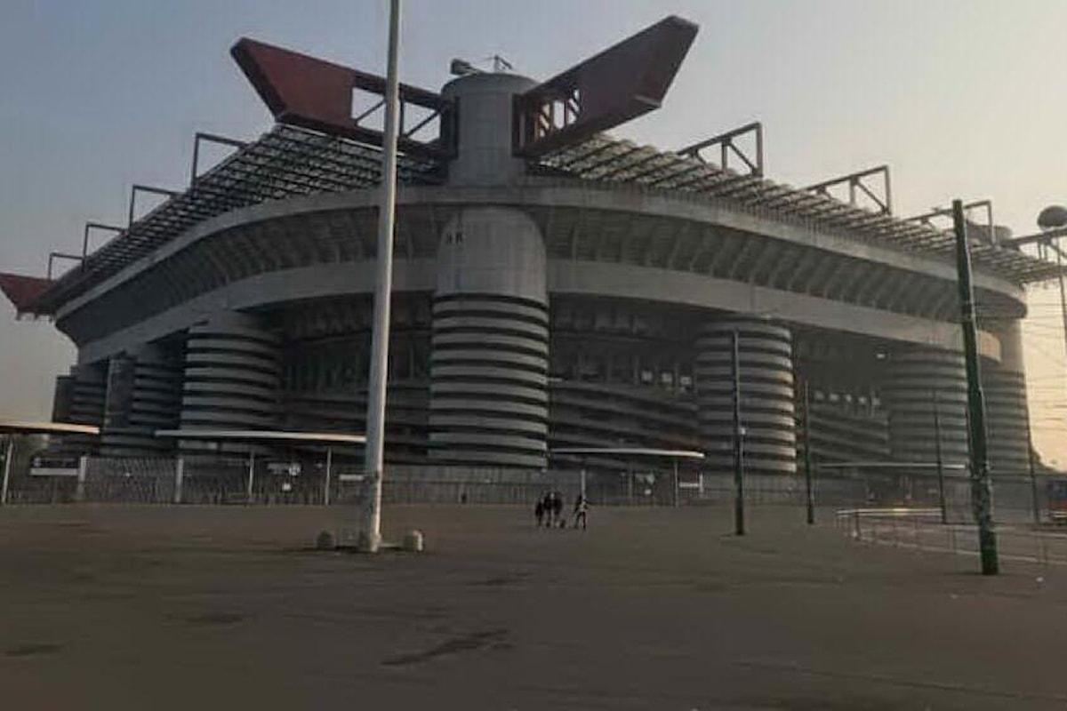 Calcio: via libera alla demolizione dello Stadio di San Siro