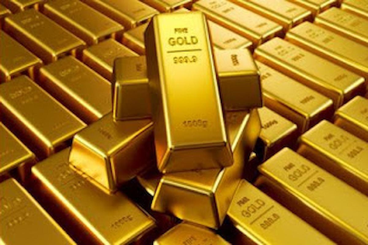 Mercati, fin quando crescerà la quotazione dell'oro?