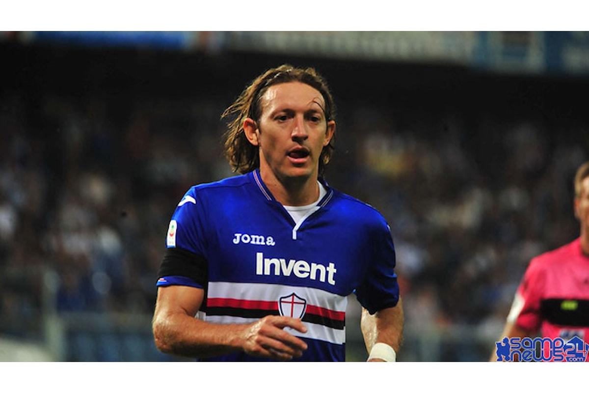 Barreto addio alla Sampdoria dopo cinque anni