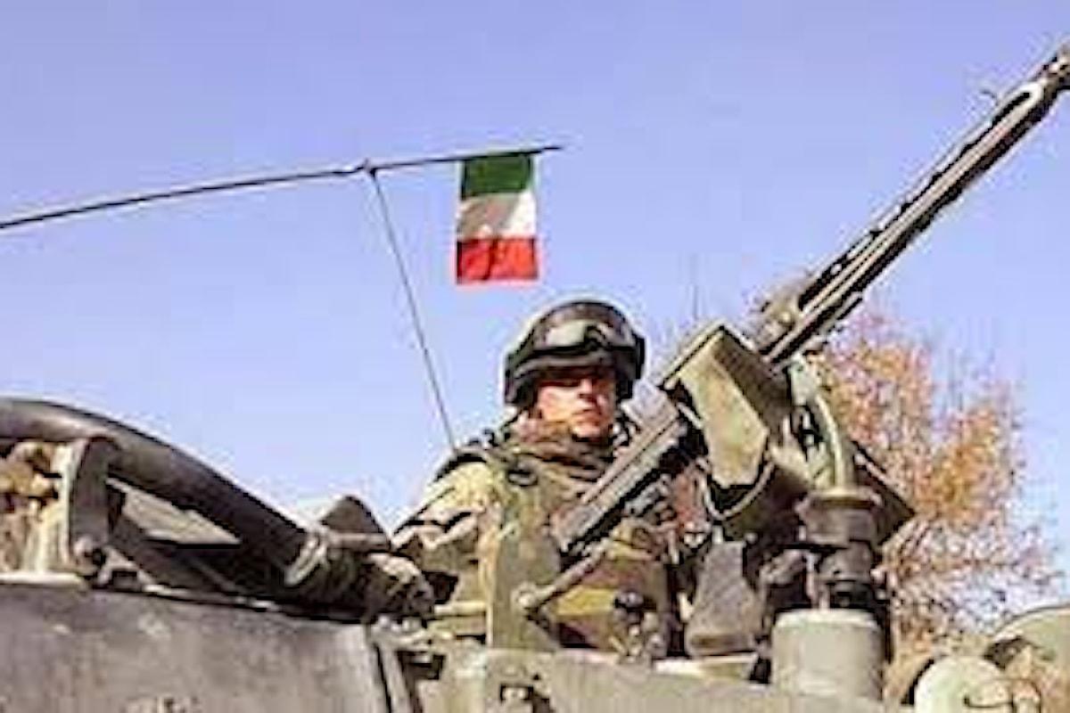 Foggia: i militari del 21° Reggimento Artiglieria donano il sangue per il bene della collettività