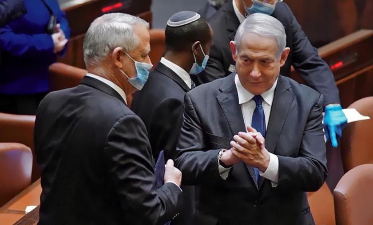 Israele ha ufficialmente un nuovo Governo per poter dare l'assalto alla Cisgiordania