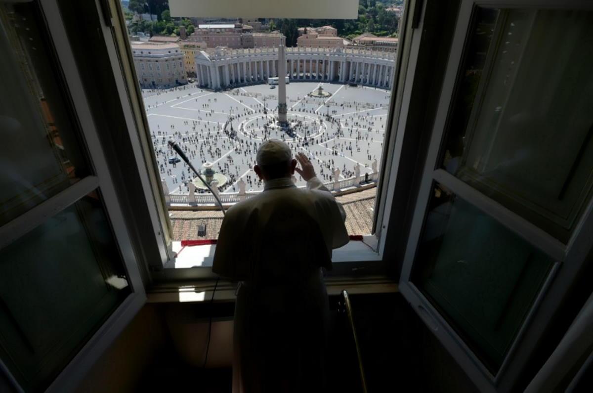 Il Papa ha potuto riprendere a parlare direttamente ai fedeli in piazza San Pietro