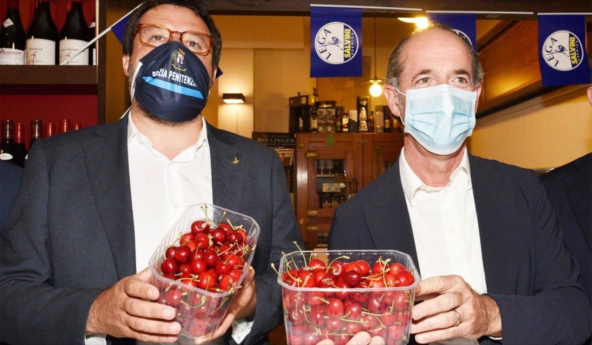 Una ciliegia tira l'altra, soprattutto per Salvini anche quando si parla della morte di neonati