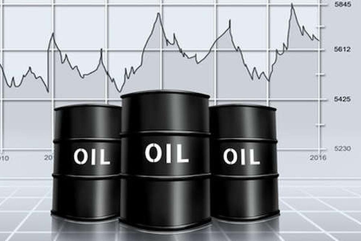 Prezzo del petrolio ancora in aumento. Funziona la cura dell'OPEC Plus
