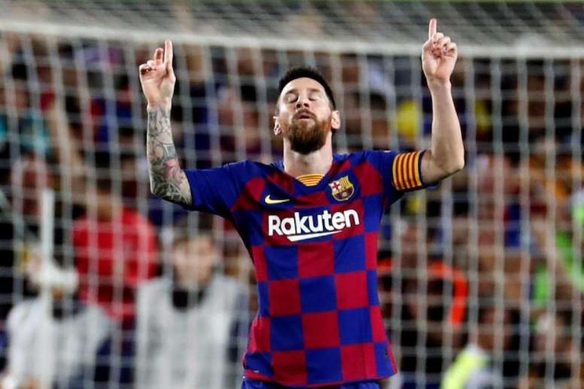 Barcellona, il 1 giugno scadeva la clausola di Messi per liberarsi da Barcellona