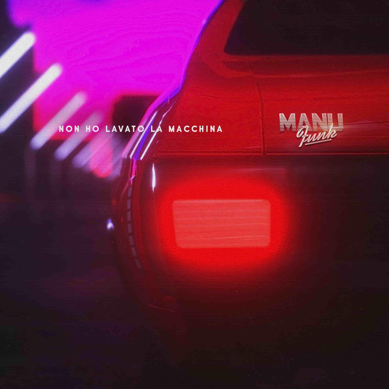 """Parte il web tour del cantautore salentino Manu Funk per la promozione del singolo di esordio """"NON HO LAVATO LA MACCHINA"""""""