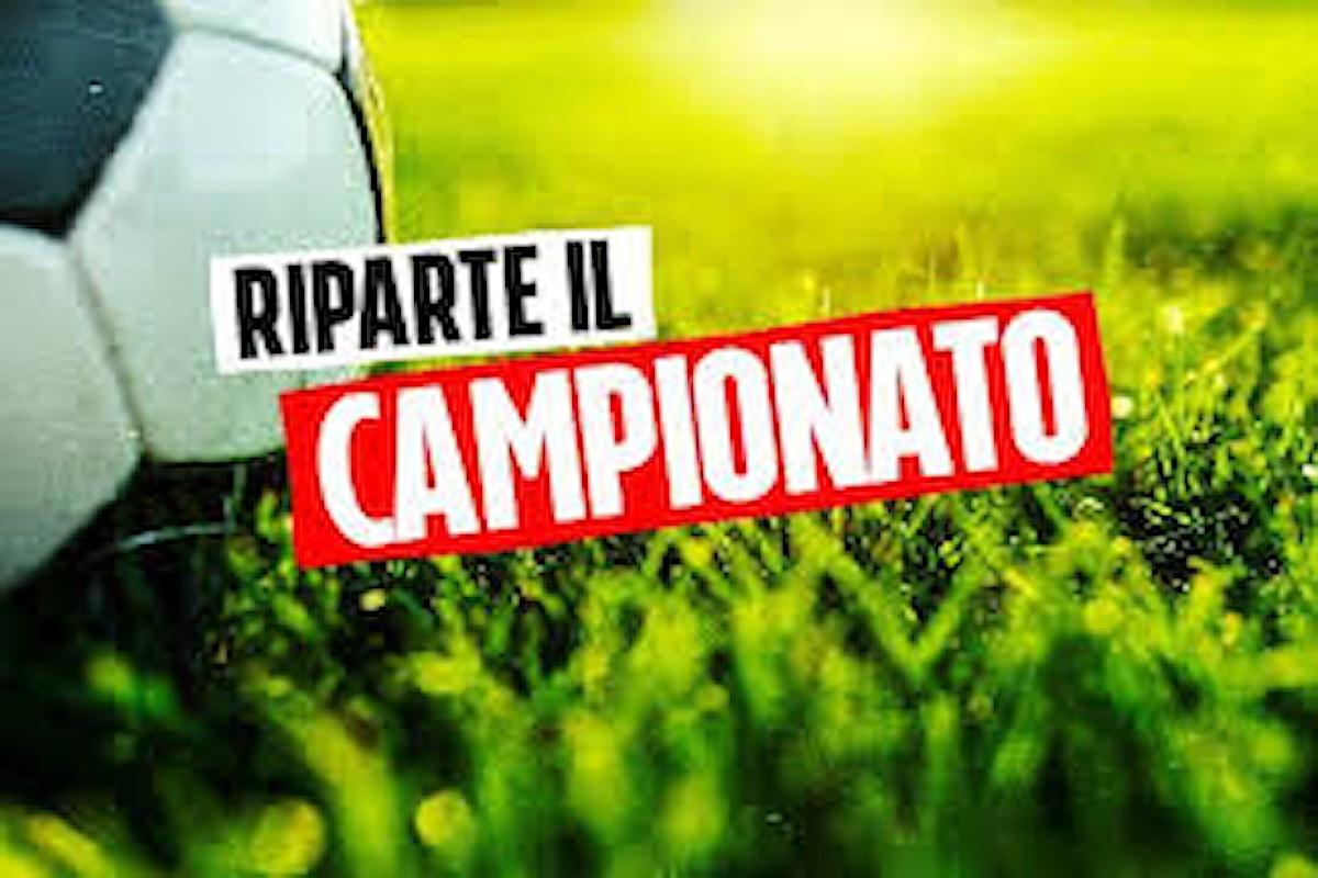 Il nuovo calendario della Serie A: prima partita il 20 giugno si finisce il 2 agosto