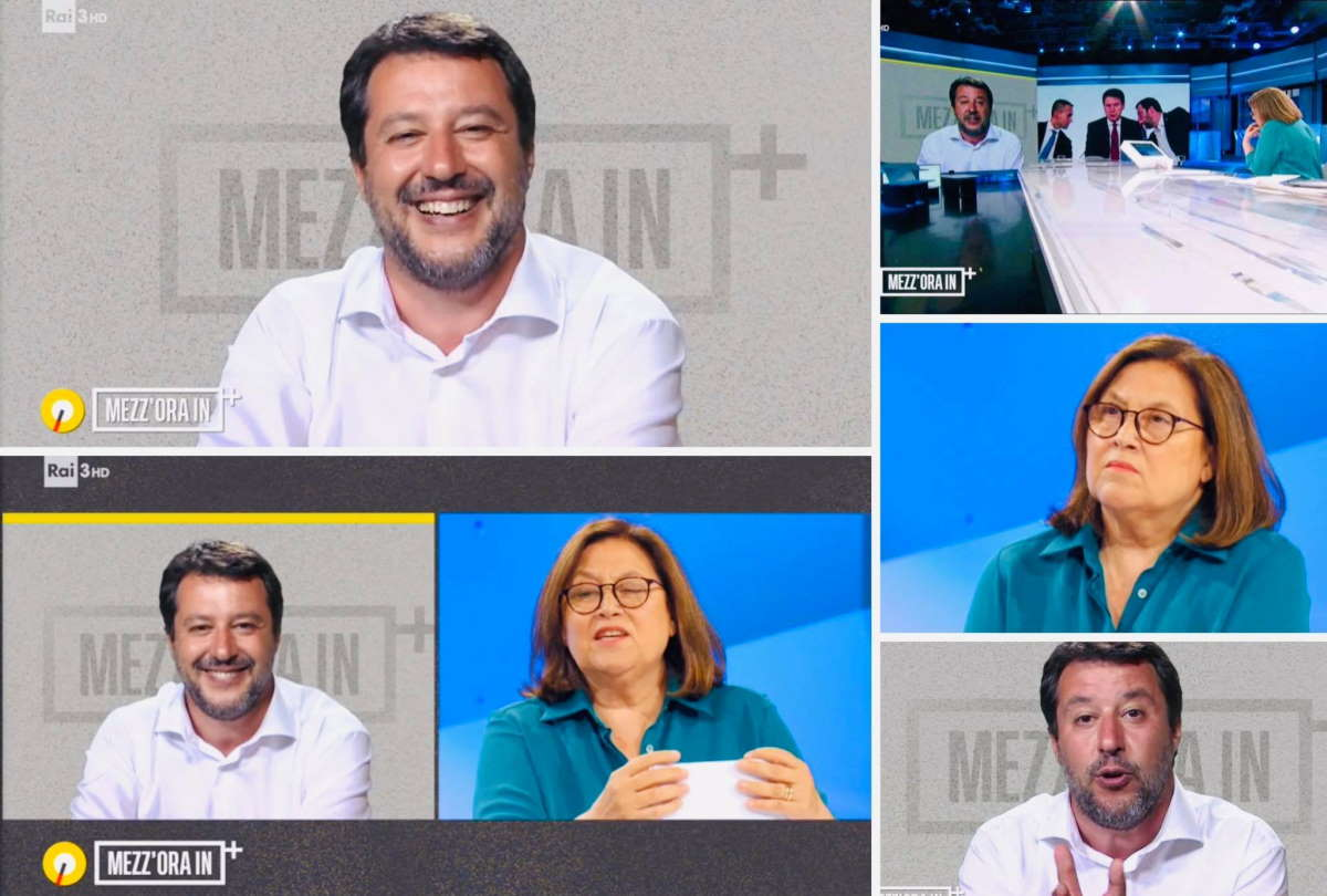 Matteo Salvini ha iniziato a stancare gli italiani?