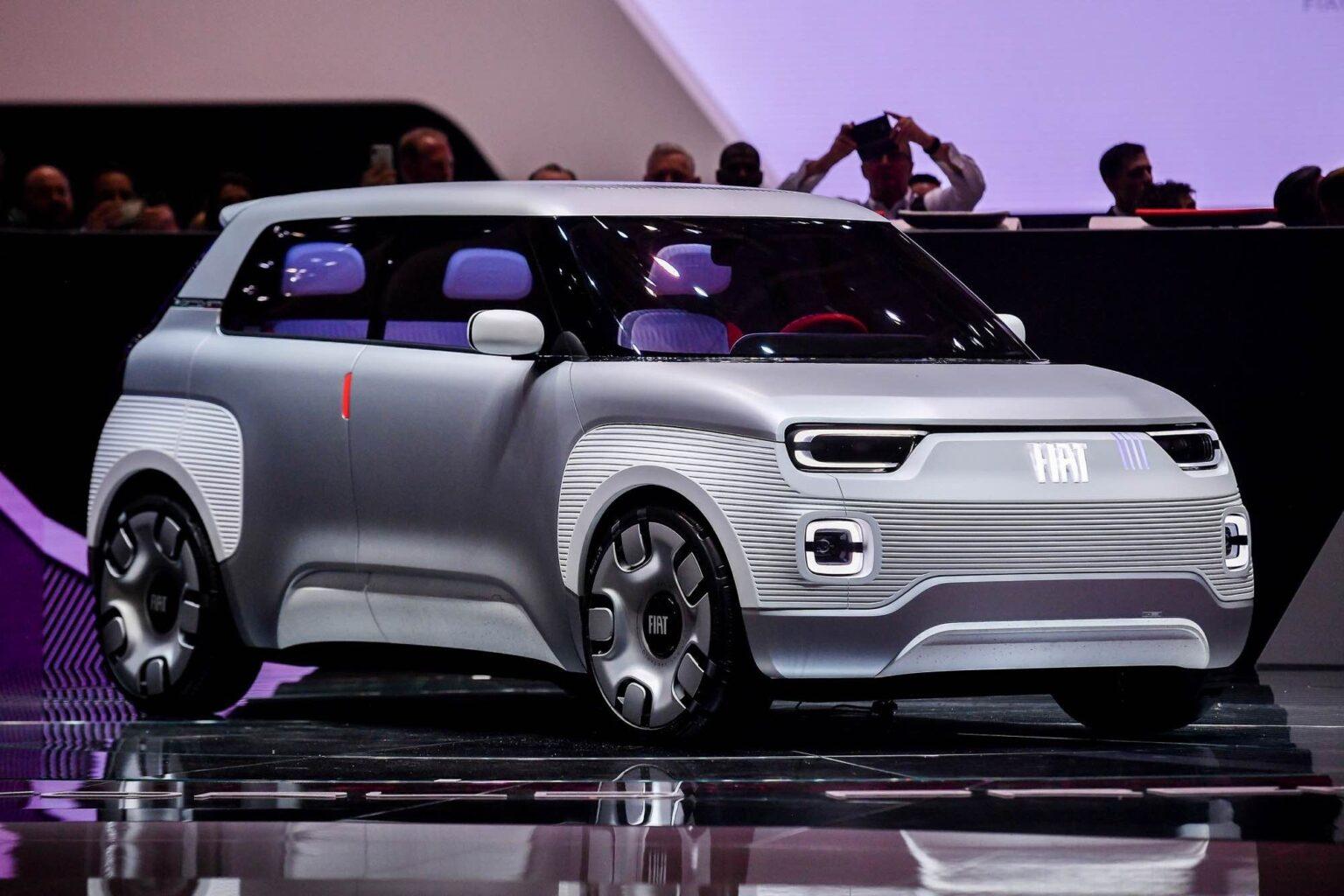 La nuova Panda Centoventi ambisce al titolo di reginetta delle auto elettriche
