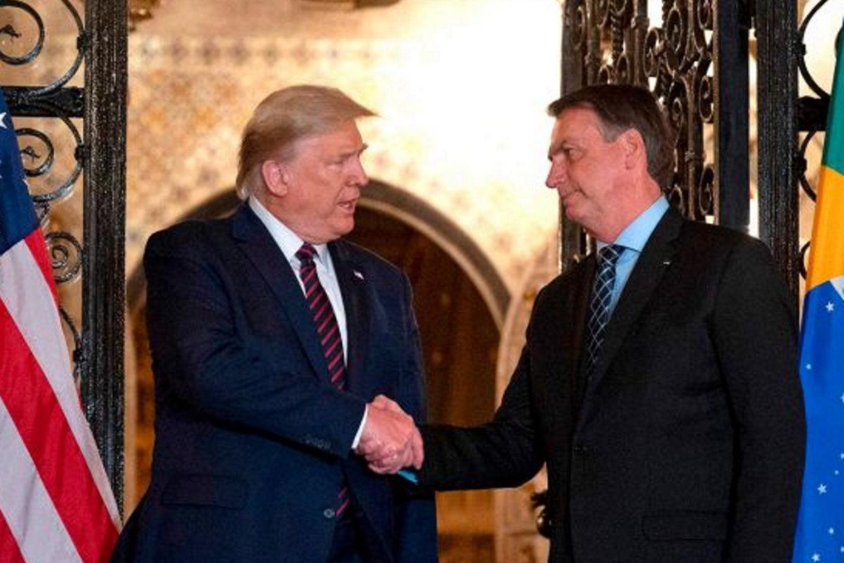 Bolsonaro e Trump, due facce della stessa medaglia... pro Covid