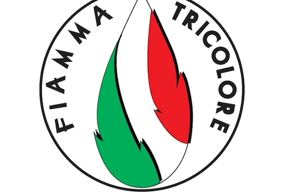 Sindaco di Catania Pogliese, il Movimento Sociale Fiamma Tricolore chiede le dimissioni immediate.