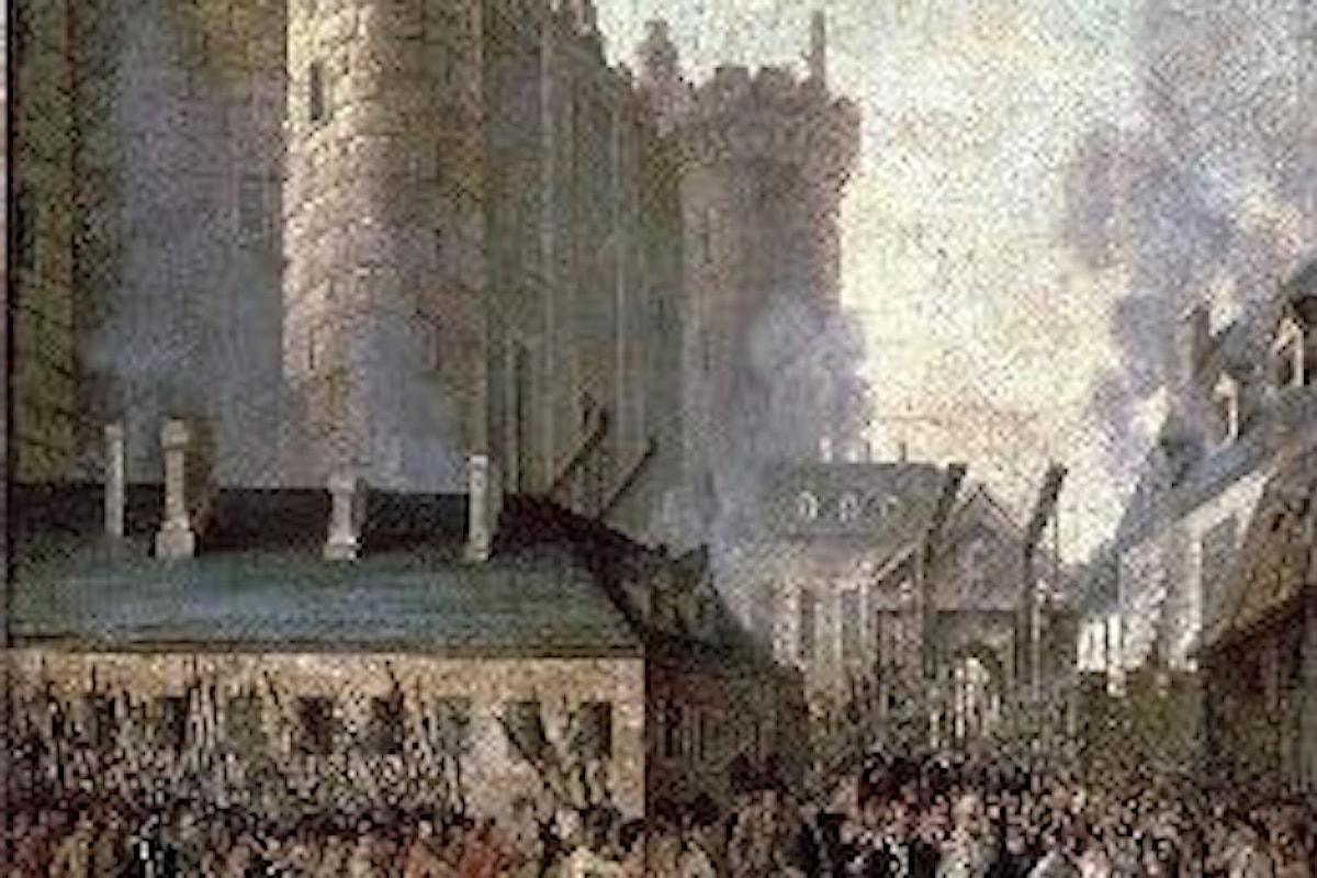 La Rivoluzione Francese. Brevi considerazioni nell'avvicinarsi dell'anniversario