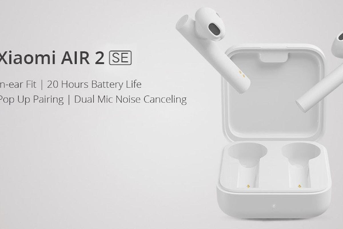 Ecco la recensione degli Xiaomi Mi Air 2 SE: auricolari true wireless low-cost, ma di buona qualità