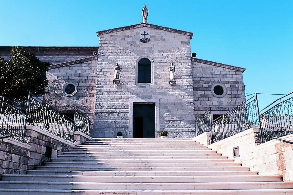 Cammino religioso sulle tracce di Padre Pio dal convento di Sant'Elia a Pianisi al convento di Serracapriola passando per Santa Croce di Magliano