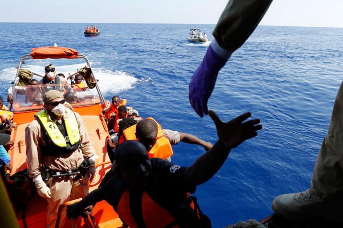 Nasce la ong ResQ per operare nel Mediterraneo centrale